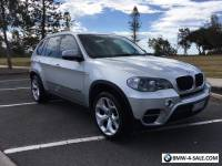 2013 BMW X5 E70 xDrive30d Wagon 5dr Steptronic 8sp 4x4 3.0DT [MY13]